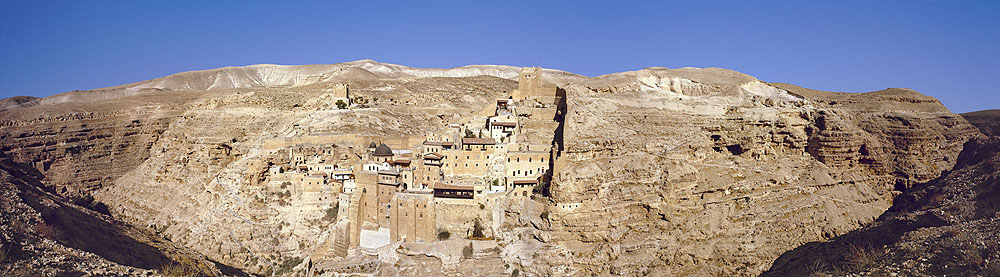 0036 Marsaba Monastery