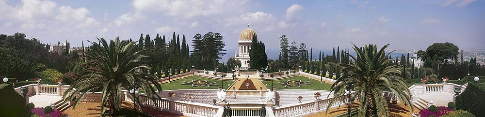 0049 Bahai Gardens