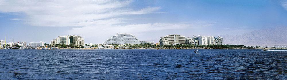 0050 - Eilat Hotels Morning