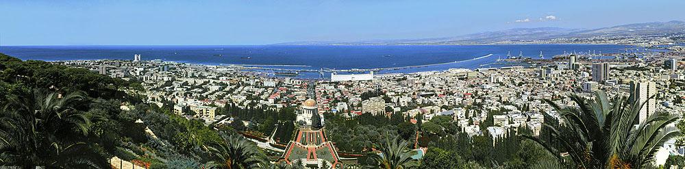 0058 Haifa General View
