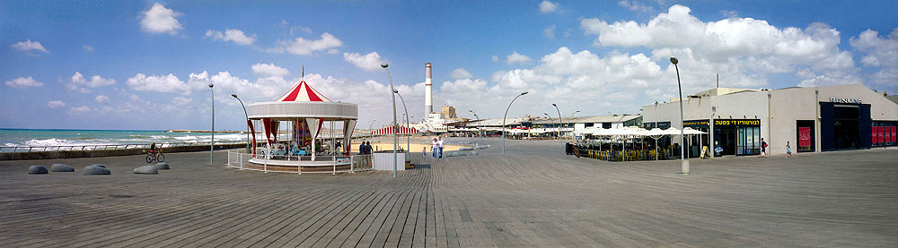 0079 Nemal Tel Aviv on Sat