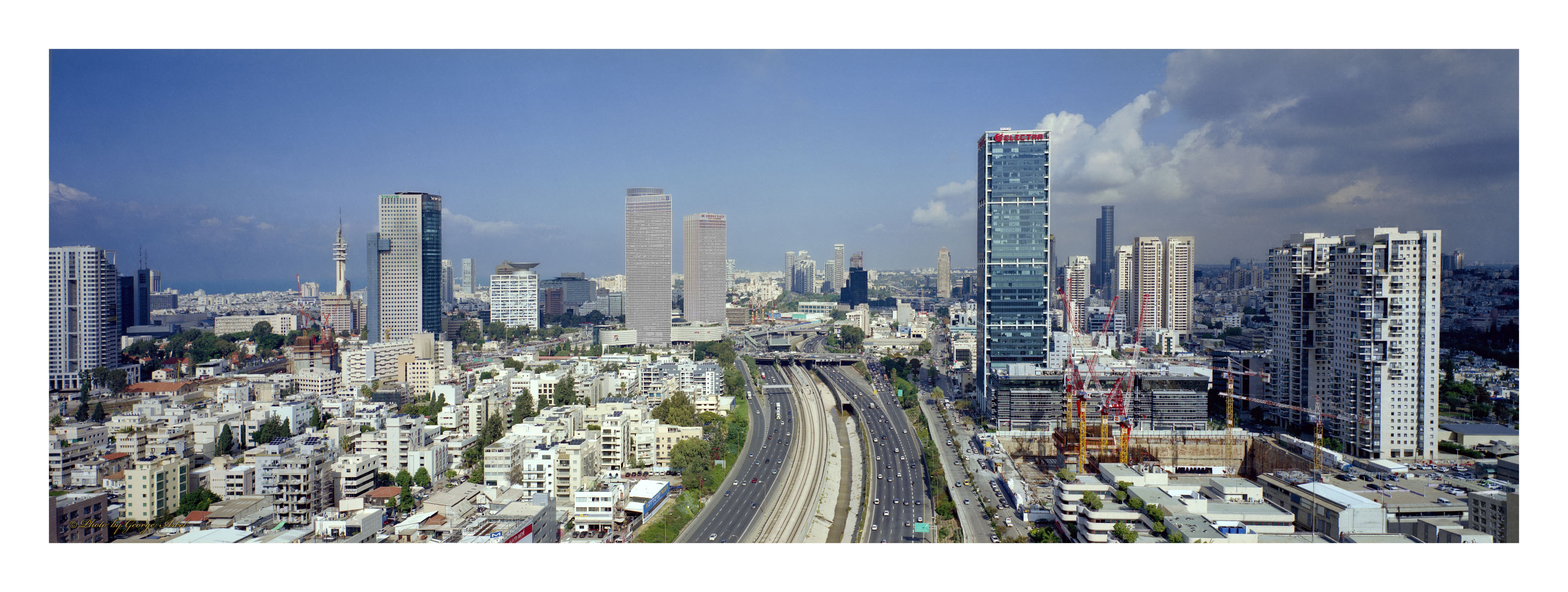 Tel Aviv  Highways